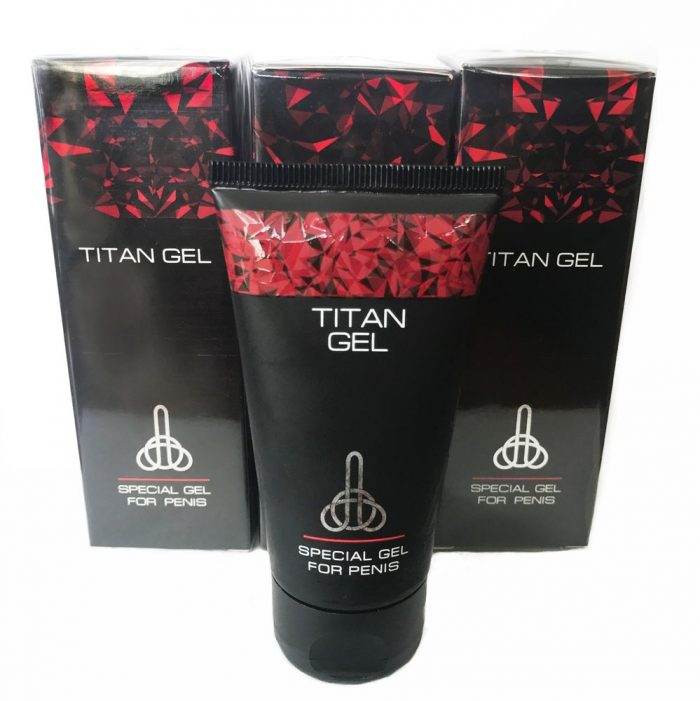 pareri titan gel