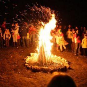 ,,Focuri de veghe,, la hotarele tinutului secuiesc