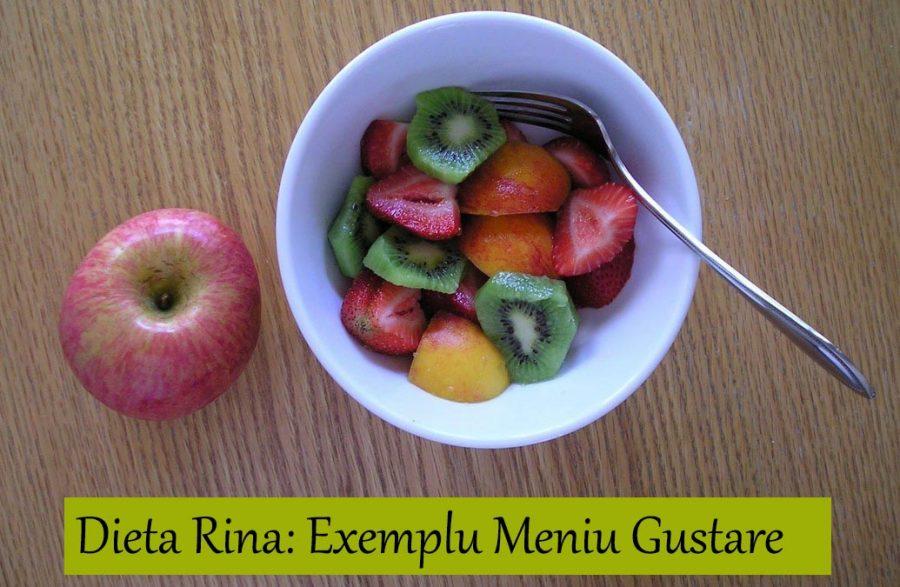 Dieta Rina: dieta de 90 zile