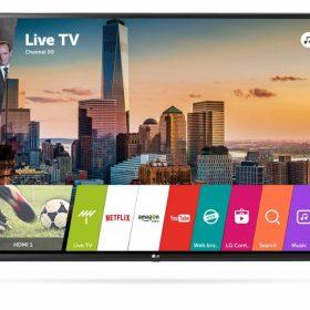 Televizorul LED Smart LG 49UJ620V- televizorul de astazi