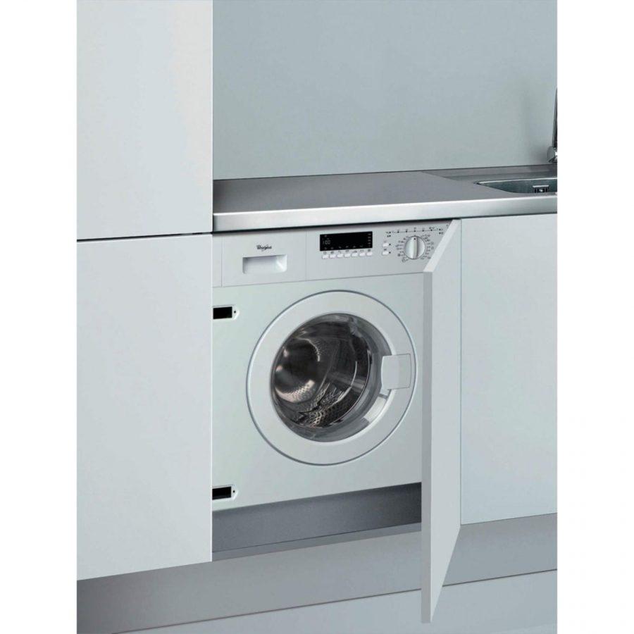 Masini de spalat incorporabile – o modalitate eficienta si moderna de a spala rufele
