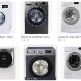 Cum alegi o masina de spalat rufe – cateva lucruri esentiale